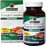 Nature's Answer Female Complex, 90-Count,800 mg