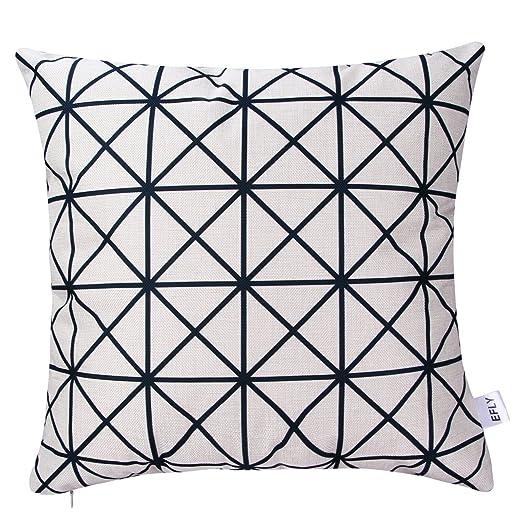 efly manta funda de almohada Funda para cojín Fashion Home ...