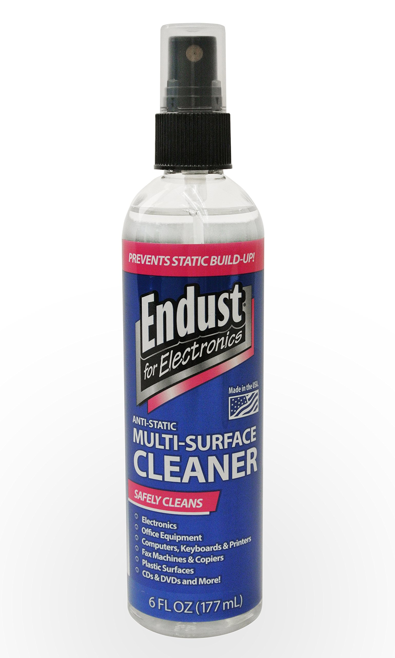 Endust Anti-Static Cleaning and Dusting Pump-Spray - 12 Pack (097000P12)