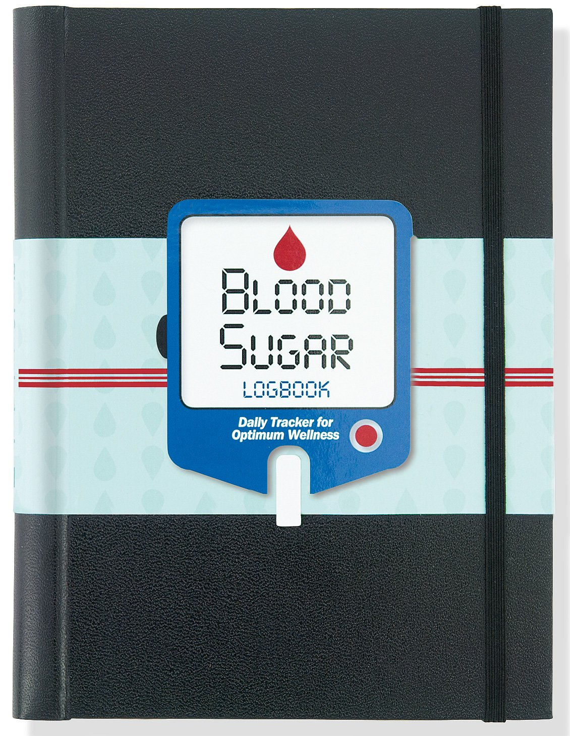 Download Blood Sugar Logbook (Daily Tracker for Optimum Wellness) pdf epub