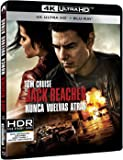 Jack Reacher 2: Nunca Vuelvas Atrás (4K Ultra HD) [Blu-ray]