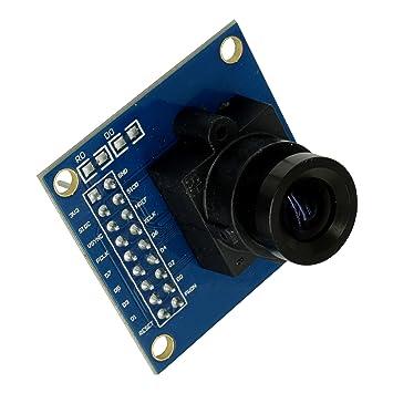 Amazon.com: OV7670 módulo de sensor de imagen Procesador ...