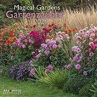 Gartenzauber - Magical Gardens 2021 Broschürenkalender