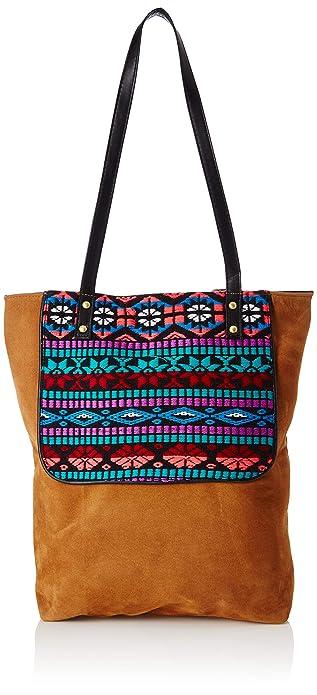 431e79e1f Kanvas Katha Women's Tote Bag (Multicolor): Amazon.in: Shoes & Handbags