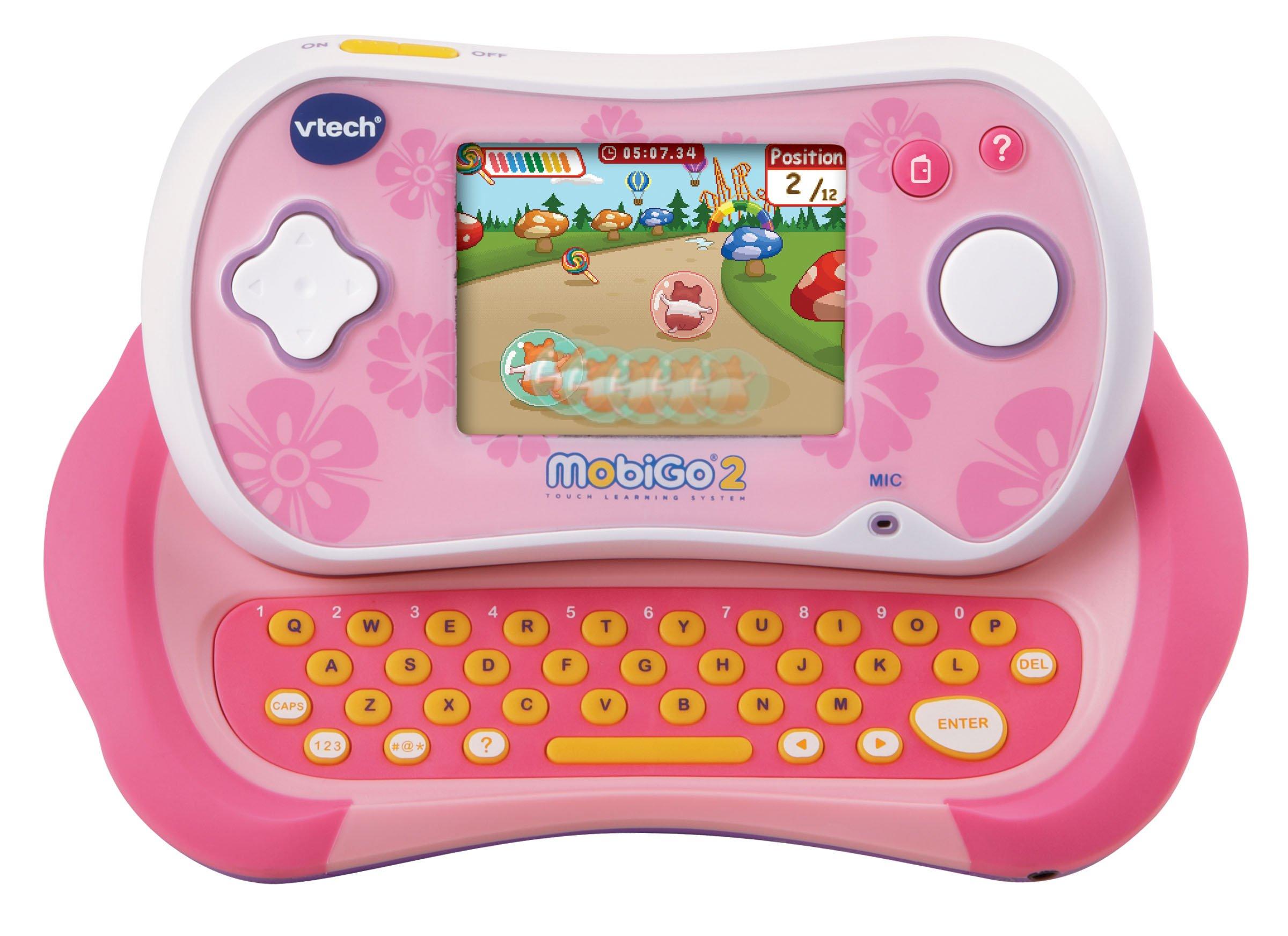 VTech MobiGo 2 Touch Learning System - Pink by VTech (Image #5)