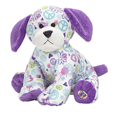 Webkinz Peace Out Puppy: Toys & Games