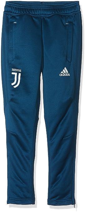 08c7269bceeb3 adidas Juve TRG PNTY Pantalon de Jogging pour Enfant Ligne Juventus de  Turin XS Bleu (