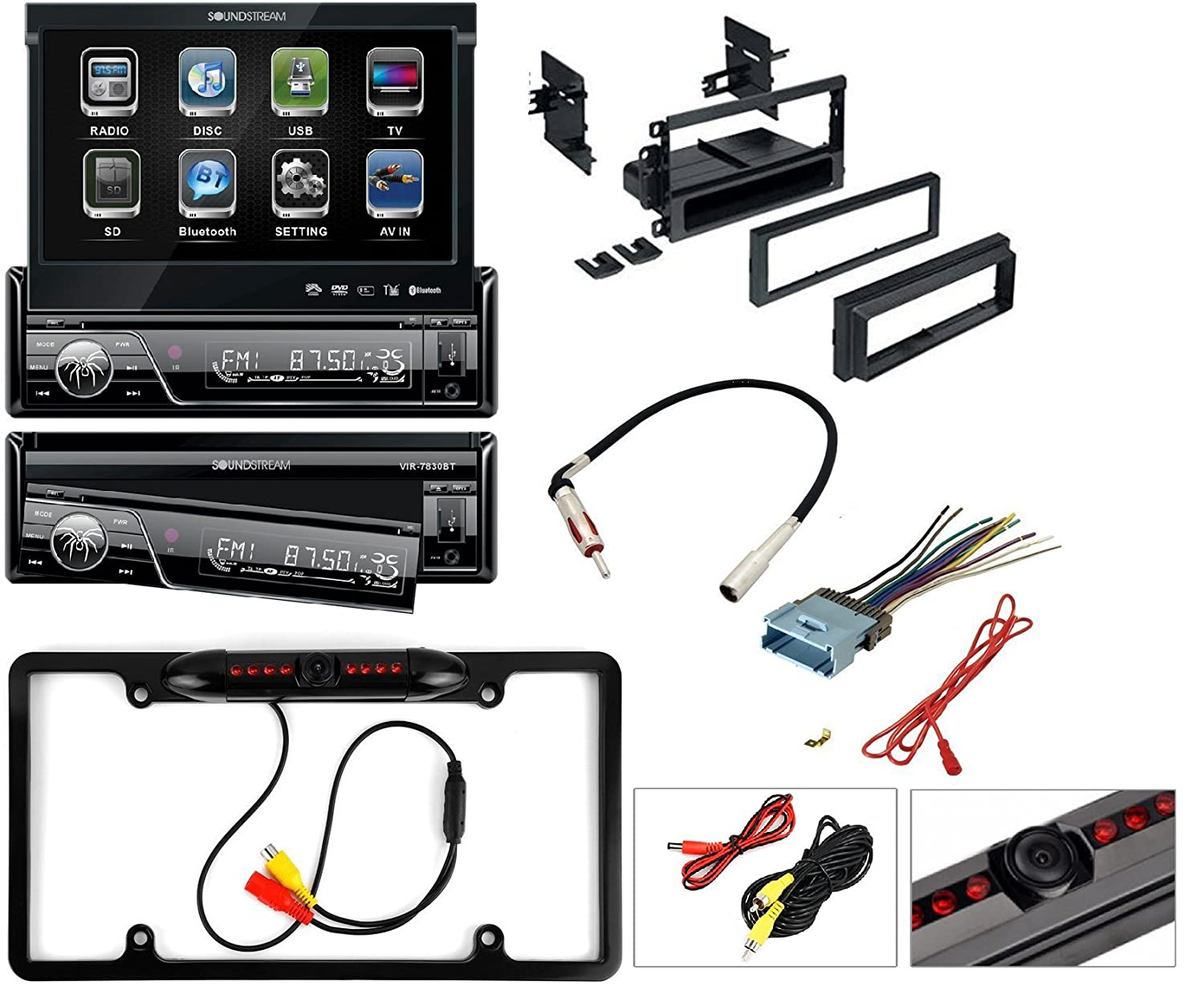 81k%2BiKcnM1L._SL1500_ soundstream vir 7830b wiring harness soundstream touch screen soundstream vir 7830b specs wiring diagram at mifinder.co