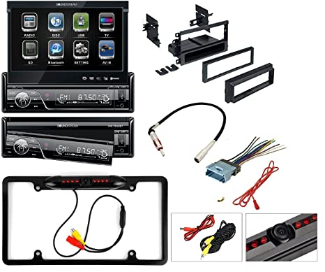 81k%2BiKcnM1L._SX466_ amazon com soundstream vir 7830b single din bluetooth car stereo soundstream vir-7830 wiring harness at beritabola.co