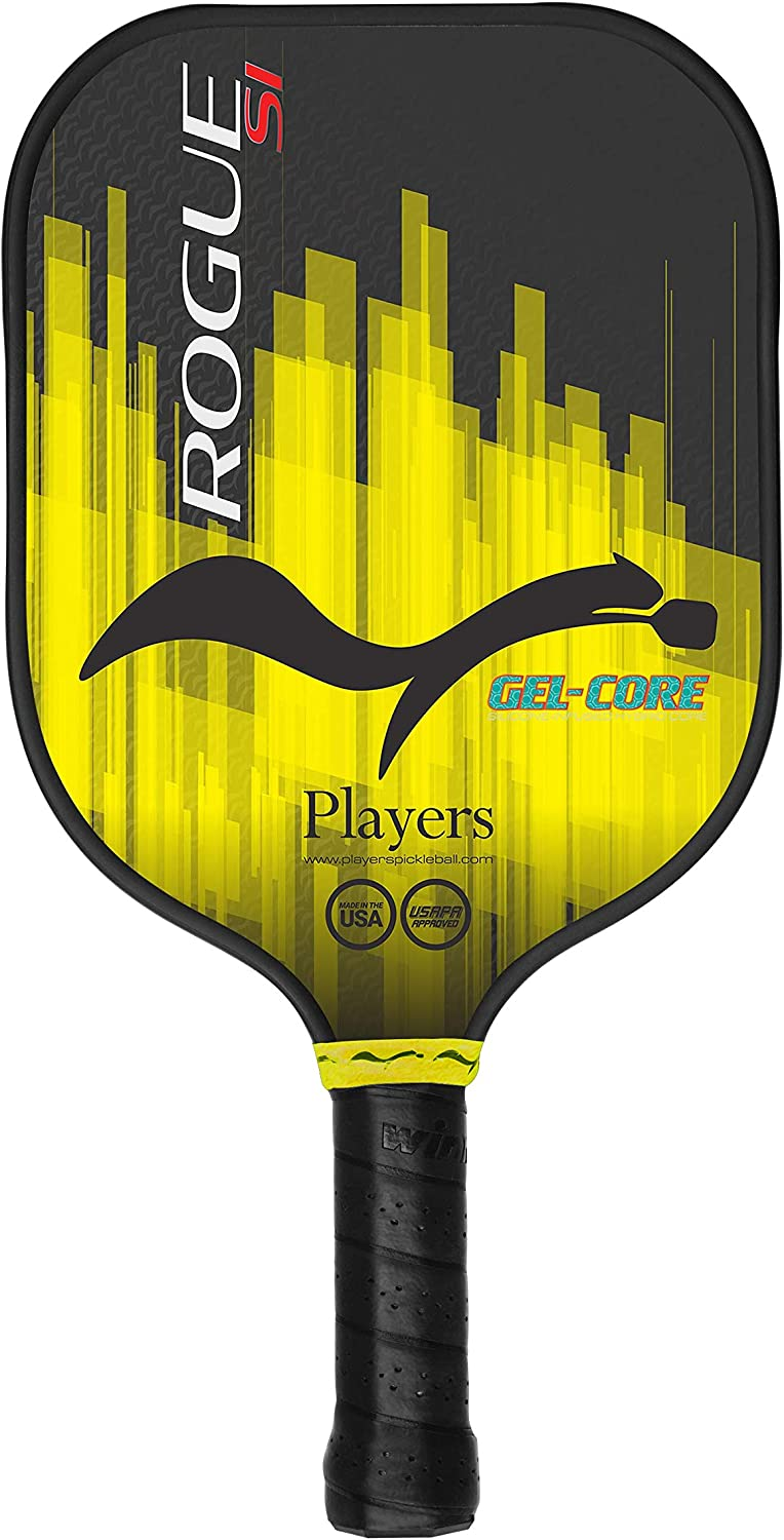 Rogue SI Gel-Core Pickleball Paddle USAPA Approved and Made in The USA