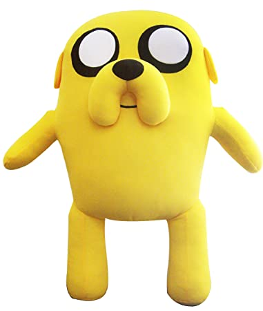 amazon com adventure time 22 slamacows with sound jake toys games