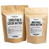 Unrefined Cocoa Butter - Use on Pregnancy Stretch