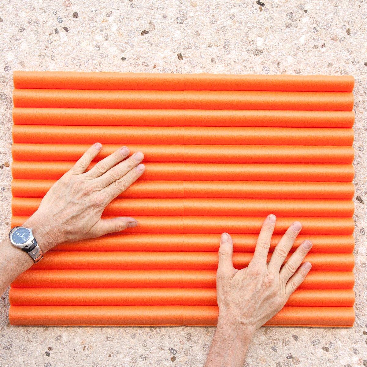 Idrorepellenti Pannelli Mondaplen Wall Bumper di G2C Set da 4 Pannelli Adesivi Ammortizzanti Colore: Nero 44cm x 59cm luno Paracolpi Garage per proteggere le portiere dellauto