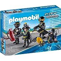 Playmobil 9365 - SEK-Team Spiel