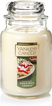 Yankee Candle Large Christmas Cookie Jar Candle