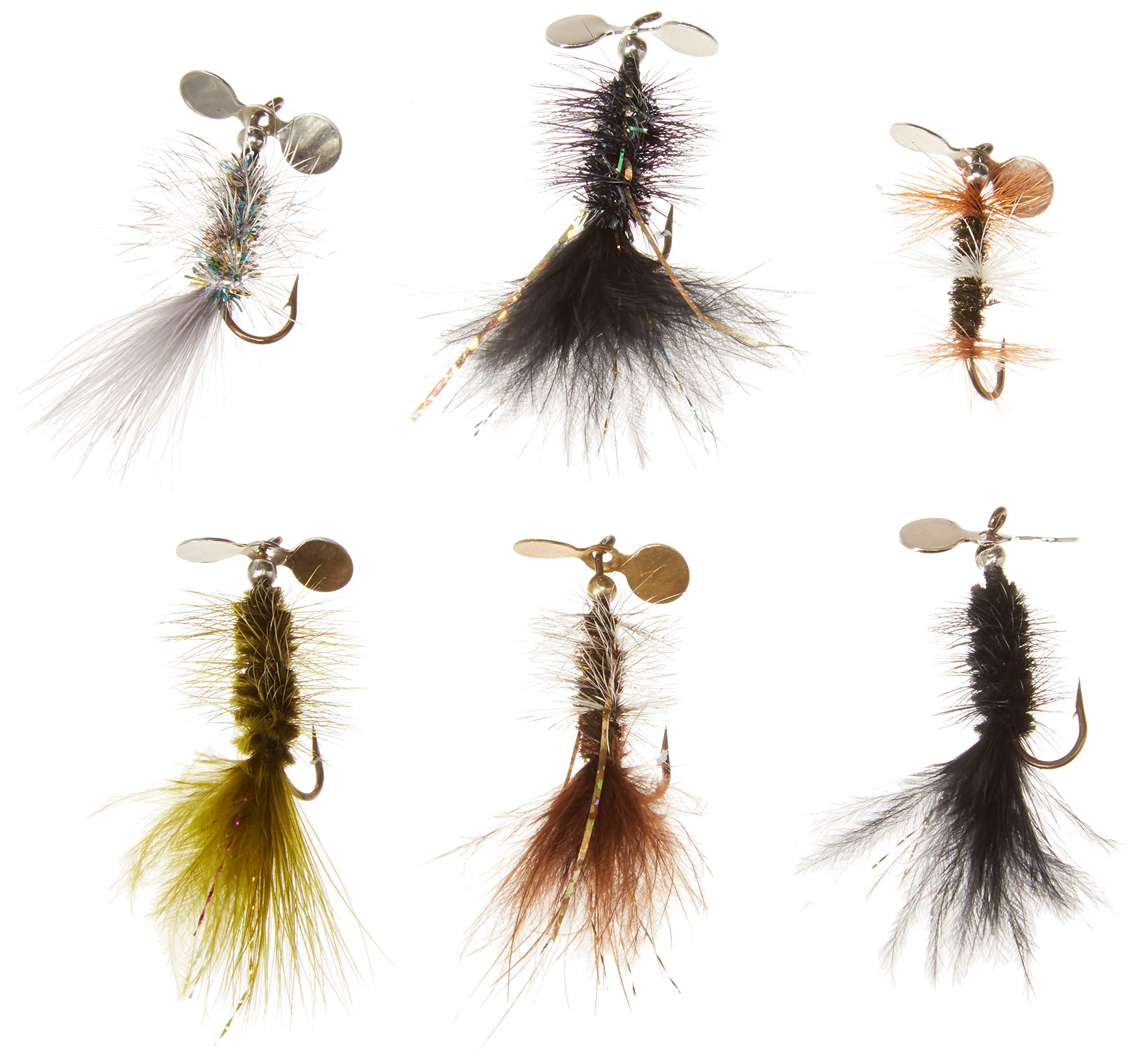 PISTOL Trout Flies (6-Pack)
