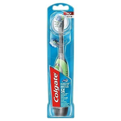 Cepillo de dientes a pilas