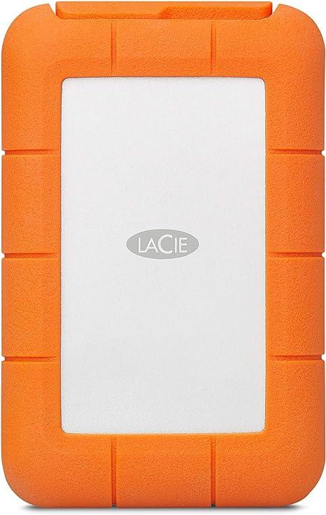 LaCie Rugged RAID Pro, 4 TB, Unidad de disco duro externa ...