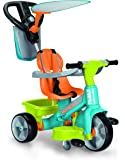 Famosa 700012260 - Feber Triciclo Baby Plus Music 360