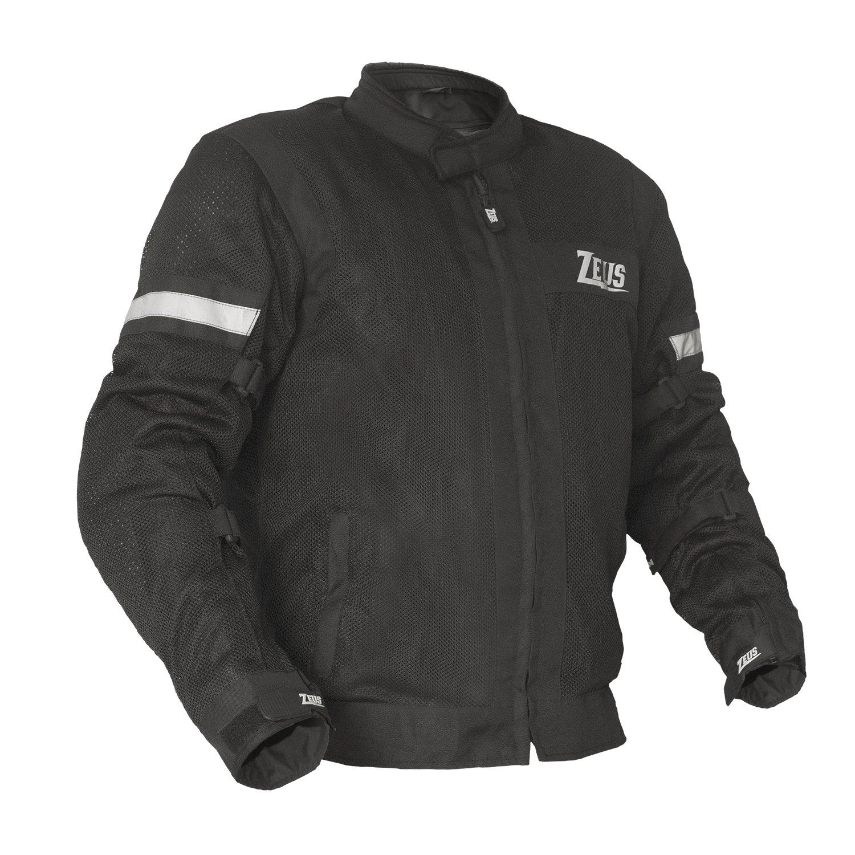 Zeus Raptor Ultra Light Mesh Biker Jacket