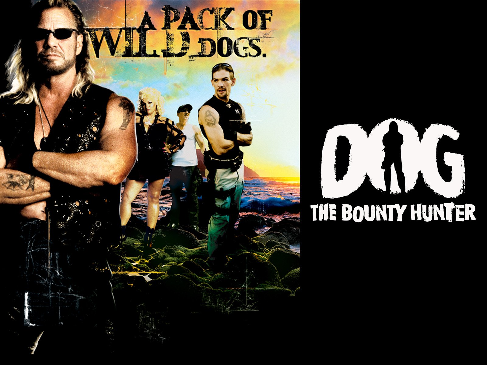 Amazon Co Uk Watch Dog The Bounty Hunter Season 3 Prime Video