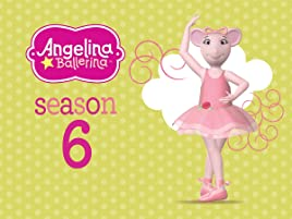 Amazon com: Angelina Ballerina, Season 6: Charlotte Spencer