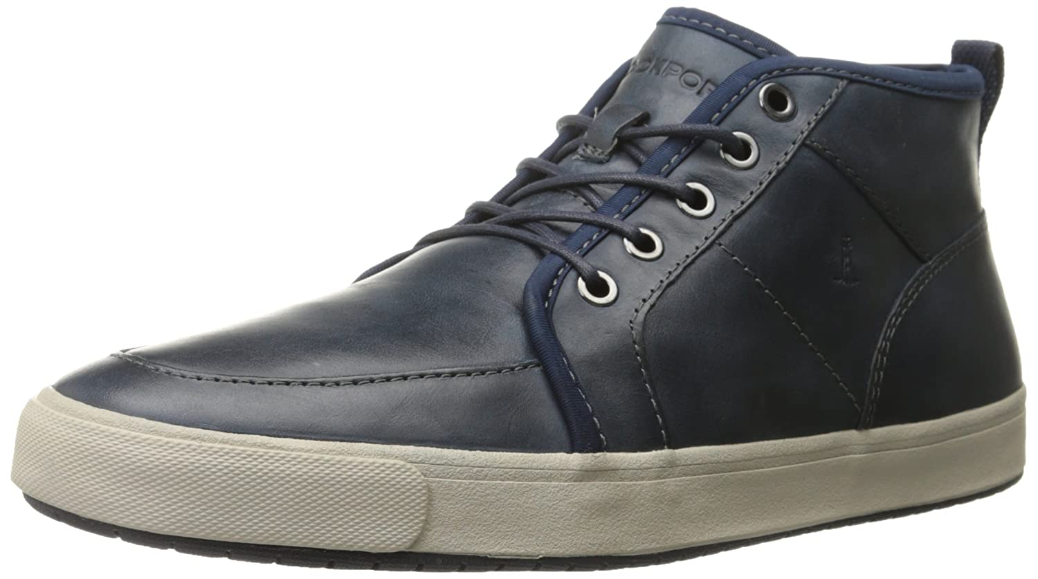 Rockport Men's Path to Greatness Mid Stiefel Navy 8 M (D)