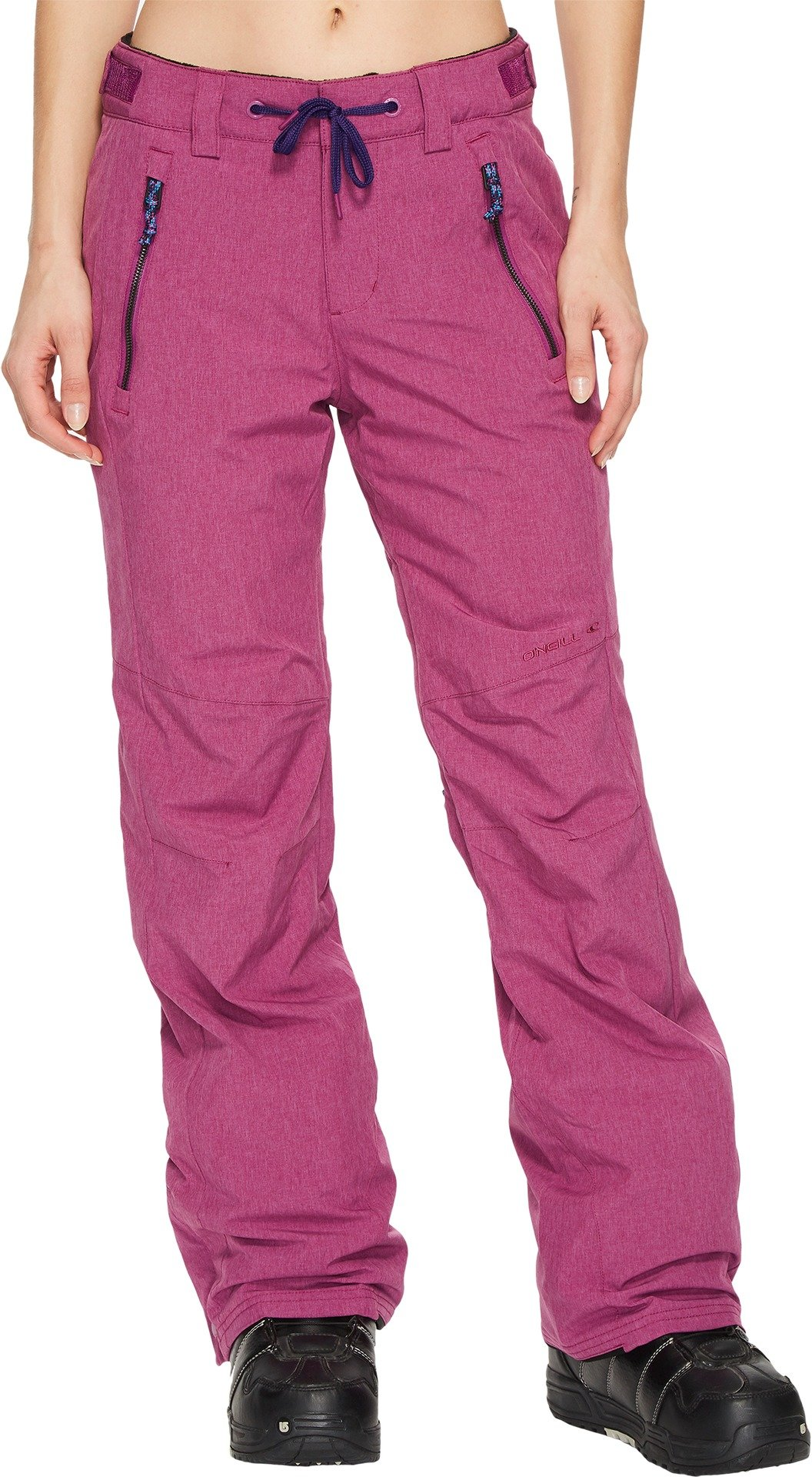 O'Neill Womens Streamlined Pants Hollyhook XL (US 13) 30 30