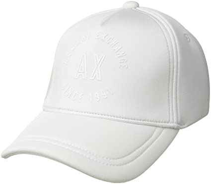 1ee285d8059f4 Amazon.com  Armani Exchange Men s Baseball hat
