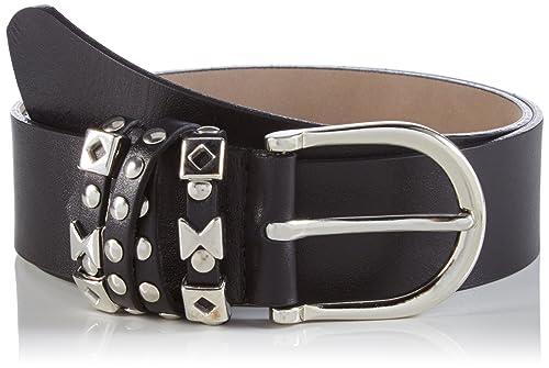 Amalo Accessories – Coco, Cintura Donna, Nero (Schwarz 101), 90 cm (Taglia Produttore: 90 cm)