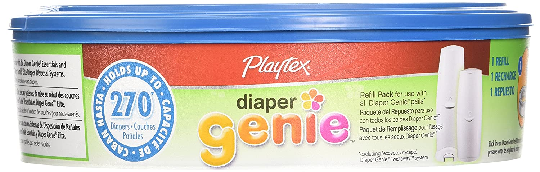 Playtex Diaper Genie II Advanced Disposal System Refill - 1 ea 078300800125 158251