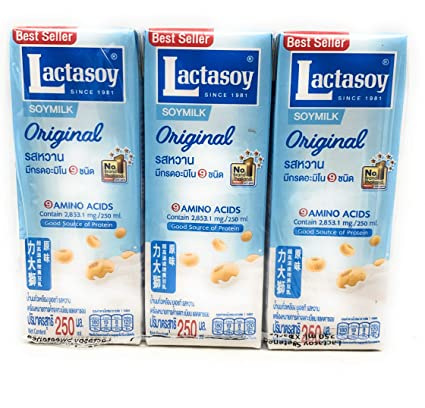 Lactasoy leche de soja: Amazon.com: Grocery & Gourmet Food