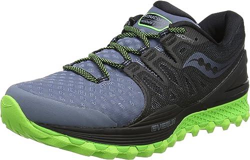 Saucony Xodus ISO 2, Zapatillas de Running para Asfalto para Hombre: Amazon.es: Zapatos y complementos