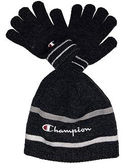 Champion Boys Big Youth Beanie /& Glove Set