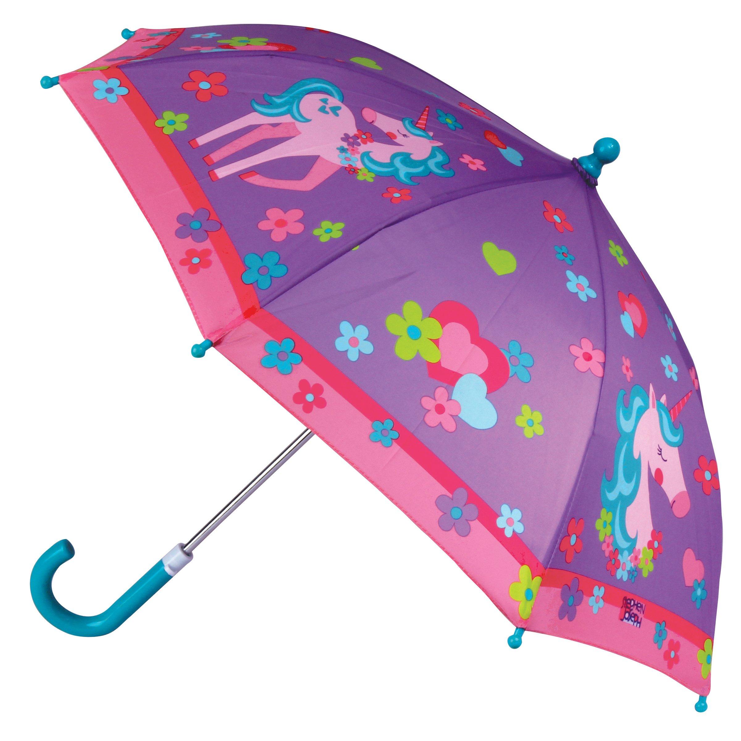 Stephen Joseph Umbrella, Unicorn,One Size by Stephen Joseph