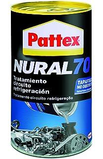 Pattex Nural 70, tratamiento tapafugas para el circuito de refrigeración, 8 L