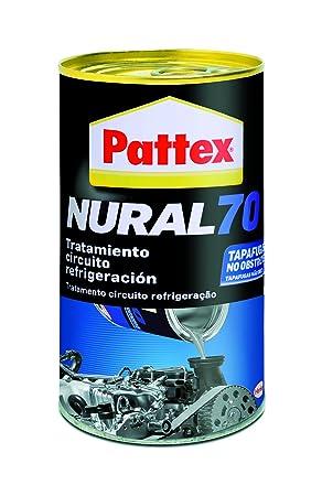Pattex Nural 70, tratamiento tapafugas, circuitos de refrigeración entre 8 y 12L: Amazon.es: Bricolaje y herramientas