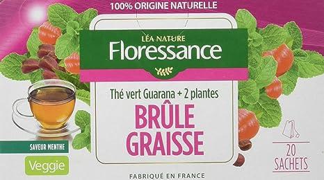 Floressance Phytothérapie Minceur Thé Brûle Graisse 20 Sachets Lot de 6 322c02741b6e