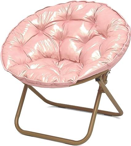 Amazon.com: Urban Shop - Plato de sillón iridiscente de oro ...