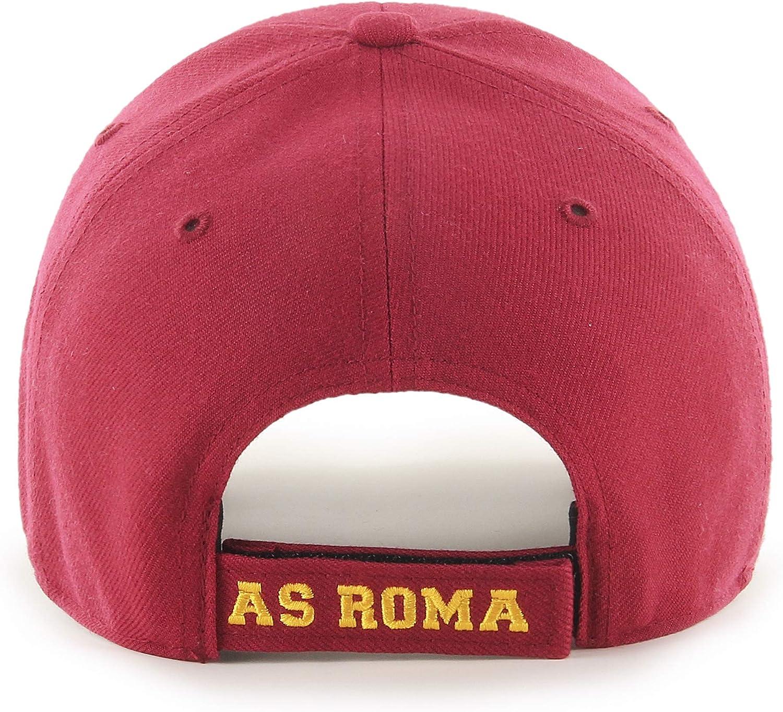 Rosso trojan Cappello Bambino Unisex AS Roma MVP-Kids