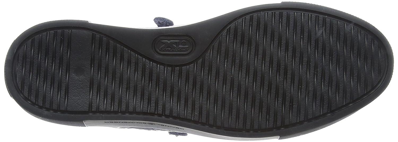 Kennel und Schmenger Damen Big Schwarz Sneaker Blau (Wave Sohle Schwarz Big 451) 92c72d