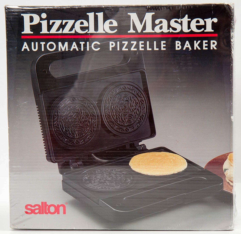Pizzelle Baker Automatic by Salton
