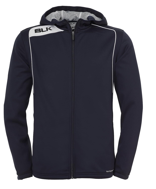 BLK 420350501メンズフード付きジャケット、メンズ、420350501、ネイビーブルー/ホワイト