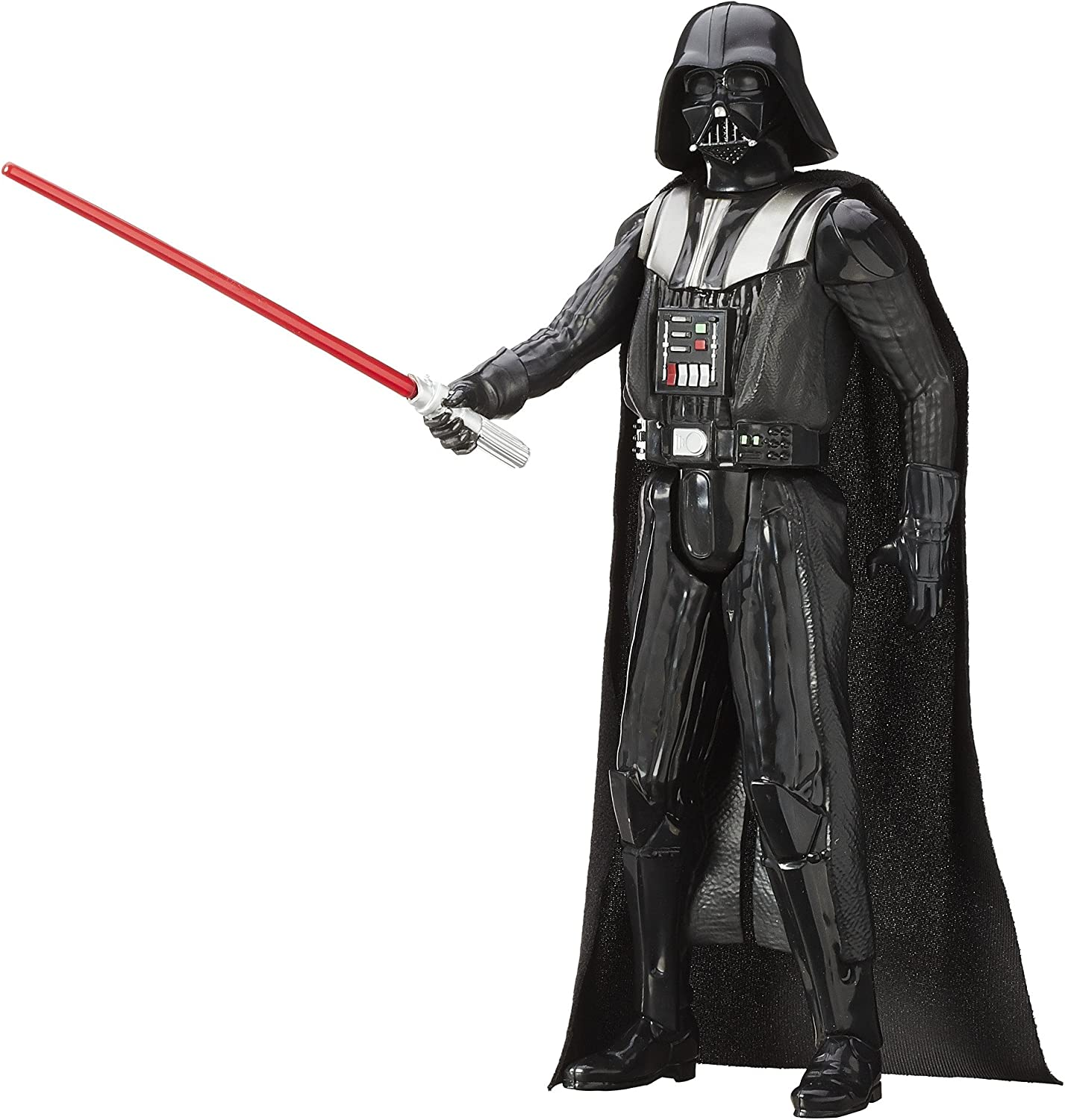 Amazon Com Star Wars Revenge Of The Sith 12 Inch Darth Vader Toys Games