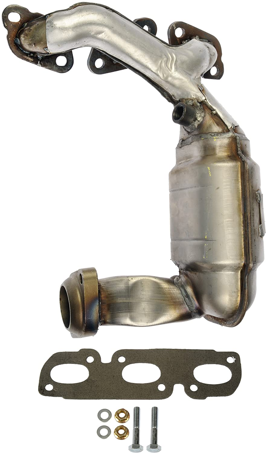Non-CARB Compliant Dorman 674-848 Exhaust Manifold with Integrated Catalytic Converter