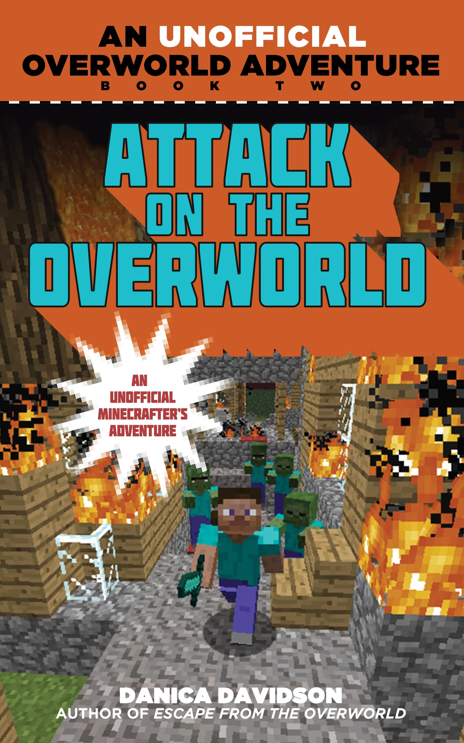 Attack Overworld Unofficial Adventure Book product image