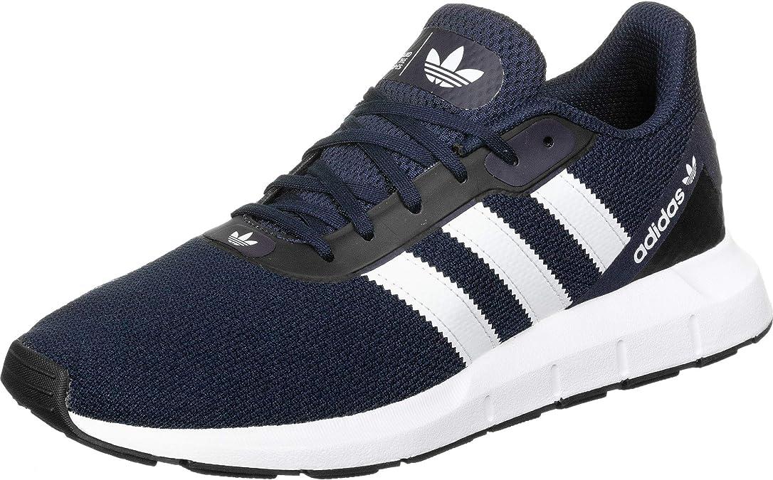 adidas Mens Swift Run RF Sneaker, bleu MarineBlancNoir