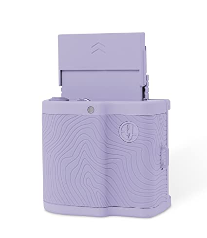 fa9d28571d3b5 Amazon.com: Prynt PW310001-LA Pocket, Instant Photo Printer for iPhone -  Lavender: Camera & Photo