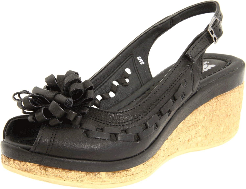 Spring Step Women's Lolita Sandal B002WTCFV4 38 M EU / 7.5-8 B(M)|Black