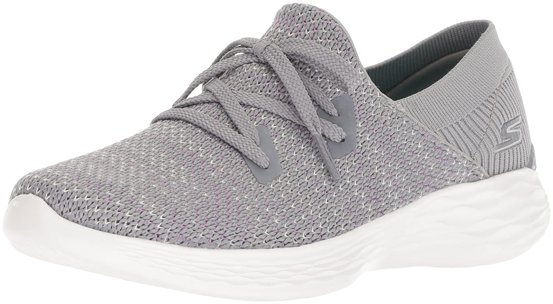 Skechers You-Prominence, Zapatillas sin Cordones para Mujer